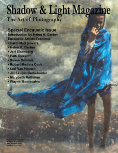 Shadow & Light Magazine: Encaustic