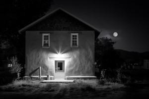 Costilla Night life with full moon 01